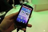 3.8吋+800MHz+Android2.2 華為X5真機賞
